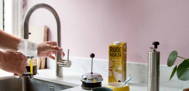 Zo bespaar je water in de keuken
