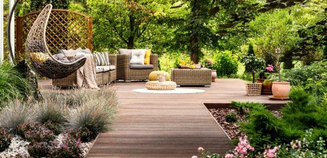 Zo geniet je optimaal van je tuin met mooi weer