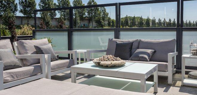 Zo zit je dit voorjaar comfortabel op je terras!