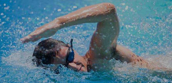 Zwem je fit in eigen zwembad