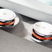 Viega Multiplex Trio E2- elektronische badvulling