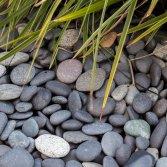 Amagard Beach Pebbles zwart