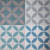 Designtegels Portugese cementtegels VN Circle Of Life