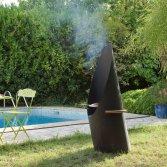 Focus Buitenkachel en barbecue Diagofocus
