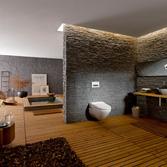 Geberit AquaClean; de toilet waarmee u met water wordt gereinigd