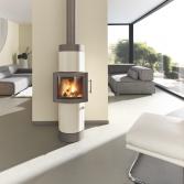 invicta gaya feuile gietijzeren houtkachel product in beeld startpagina voor haarden en. Black Bedroom Furniture Sets. Home Design Ideas