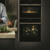 Neff oven met CircoTherm® FullSteam®