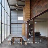 Nibo Stone Keramische Betonlook tegelvloer