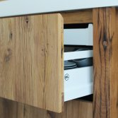 RestyleXL houten keuken van wagondelen