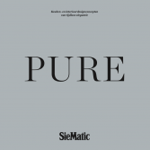 SieMatic Pure, Urban & Classic | digitale brochures
