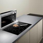 Siemens verzonken tafelventilatiesysteem