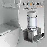 Stock4Rolls inbouw reserve closetrol dispenser