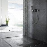 Silex privilege douchevloer wandbekleding product in beeld startpagina voor badkamer - Muurpanelen badkamer ...