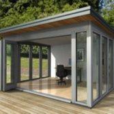 Extra kamer in de tuin | a-tuinhuis