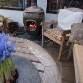 African Flame pothaard voor terras