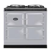 Fornuis met gietijzeren ovens | AGA