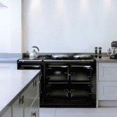 Fornuis met vijf ovens