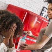 Retro koelkast| Amica