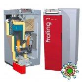 Biomassa verbrandingsinstallatie | Art of Fire
