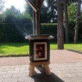 CookinStack voor veranda | Art of Fire