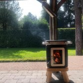 CookinStack voor veranda | Art of Fire
