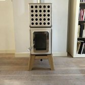 Houtkachel met speciaal design | Stack Stoves