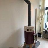 Houtkachel Roundstack | Art of Fire