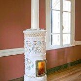 Klassieke kachel van keramiek | Art of Fire