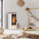 Moderne pelletkachels Klover | Art of Fire