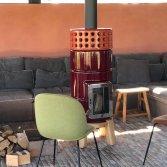 Round Stack gekleurd | Art of Fire