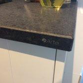 Arte granieten werkbladen onderhoud