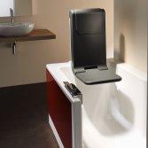 Douche en ligbad in n van artweger nieuws startpagina voor badkamer idee n uw - Muurpanelen badkamer ...