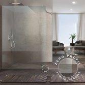 Transparante douchewand | Artweger