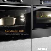 Black Steel ovens | Atag