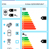 ATAG Q-Solar Q25SC200