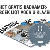 Baden+ badkamerboek