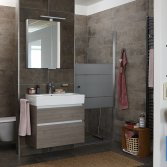 Baden+ - De kleine badkamer