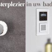 Baden+ luisterplezier in de badkamer