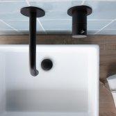 Baden+ moderne badkamer in landelijke stijl