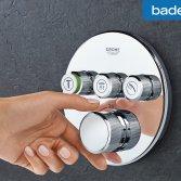 Baden+ | Nieuwe producten voor onder de douche