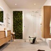Duurzame badkamer