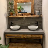 Badkamer meubel | Woodindustries