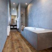 Badkamervloeren PVC