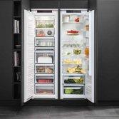 Bauknecht side-by-side koelkast en vrieskast