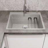 Spoelbakken in beton-stijl | BLANCO