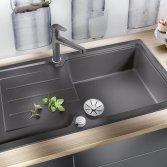 Spoeltafels in Silgranit® | BLANCO