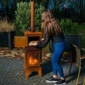 Tuinhaard pizza oven | Bluesolid
