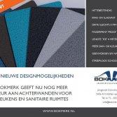 Nieuwe designkleuren bij Bokmerk