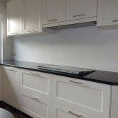 Strakke keukenwand | Bokmerk