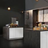 Houtdecor keukens   Brigitte Keukens